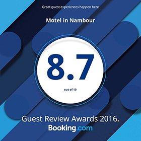 motel in nambour review award
