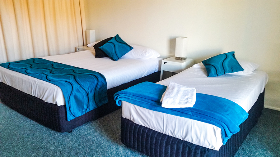 Motel in Nambour Family Room