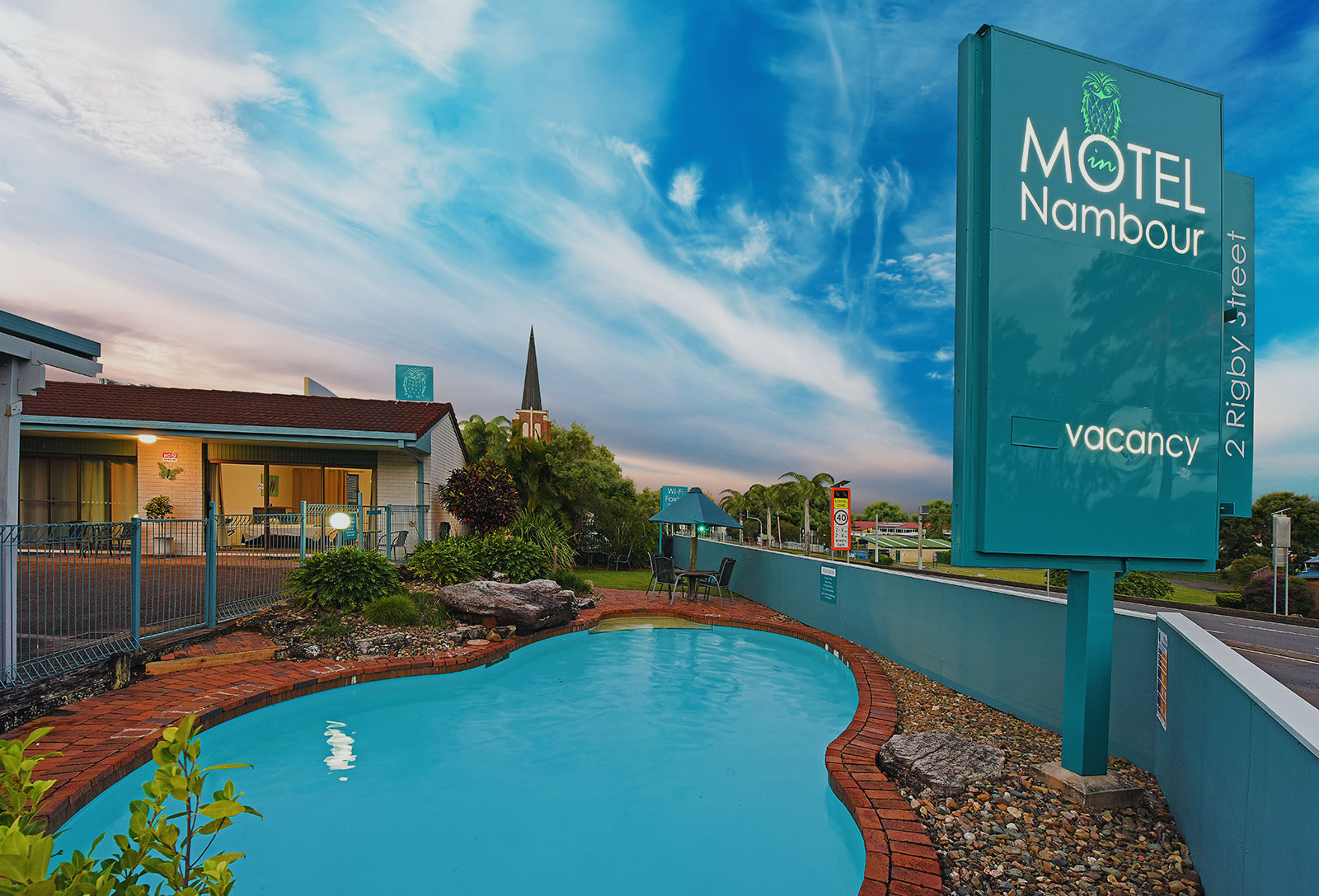 The Award Winning Motel in Nambour
