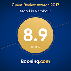 motel in nambour review award