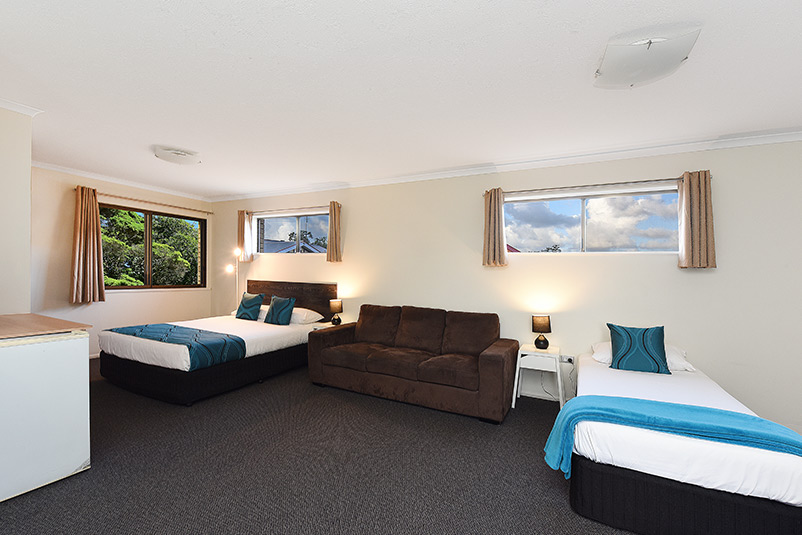 Motel in Nambour Family Room (5 pax)