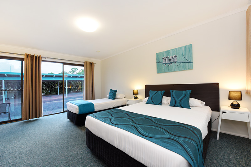 Motel in Nambour Twin Room