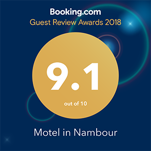 best motel in nambour review award